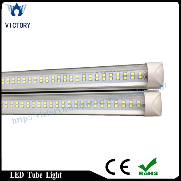 CE and ROHS standard double tube light fitting 22w,24w,44w,48w