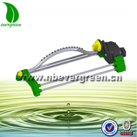 Sprinklers Type garden irrigation oscillating sprinkler