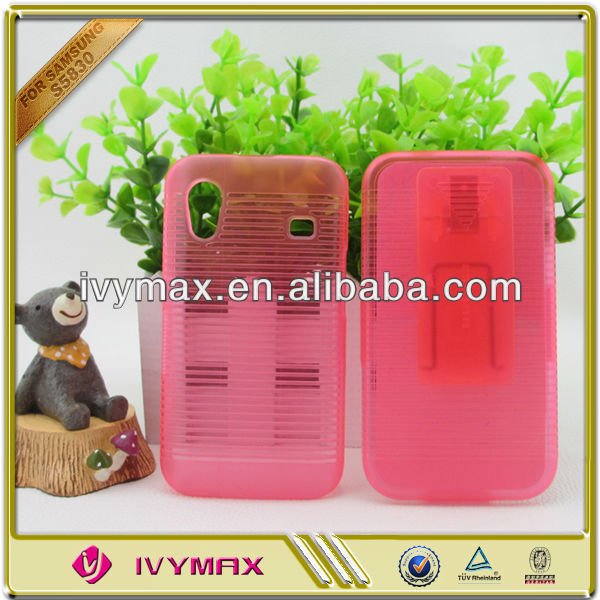 Mobile phone holster case for samsung galaxy ace S5830