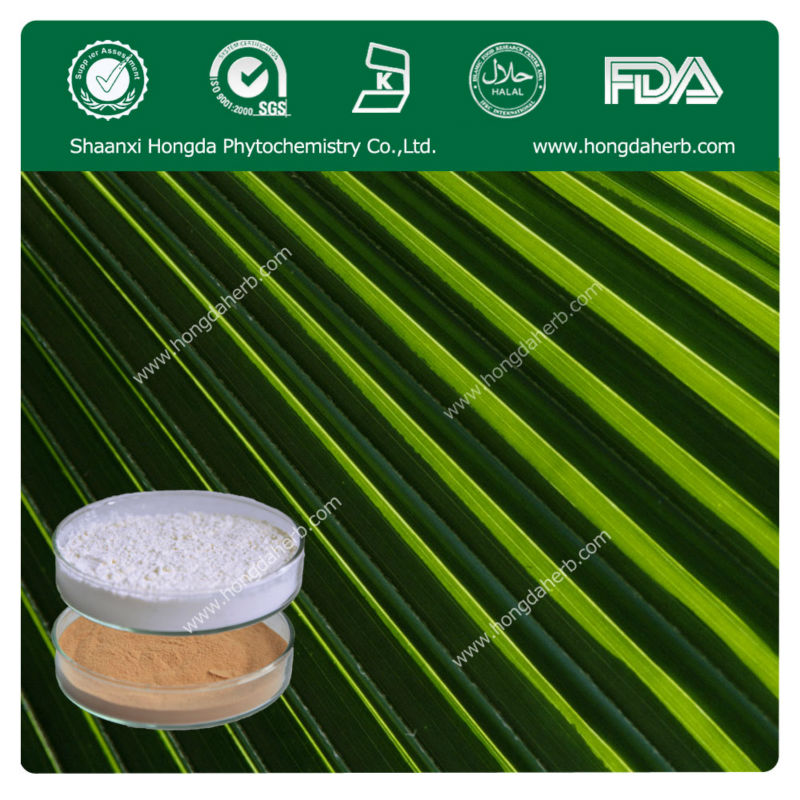 fatty acids -nature plant extract Saw Palmetto P.E