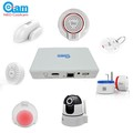 Smart home system wireless home alarm iHome kit for home security with Android and iOS APP
