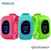 China Manufacturer Wholesale Wonlex OLED Display Long Life Battery Q50 Kids GPS mobile watch phone price in pakistan