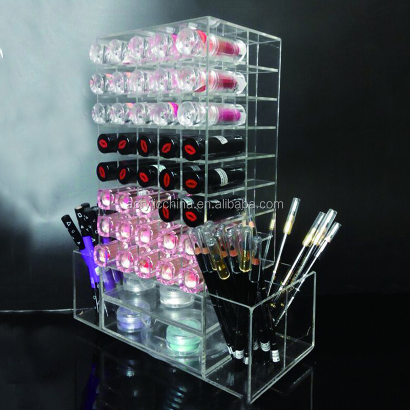 Acrylic Material mac liquid eyeliner display