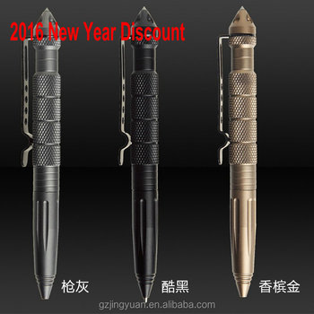 TP1A Tomase tactical pen as an self-defense aide emergency tool