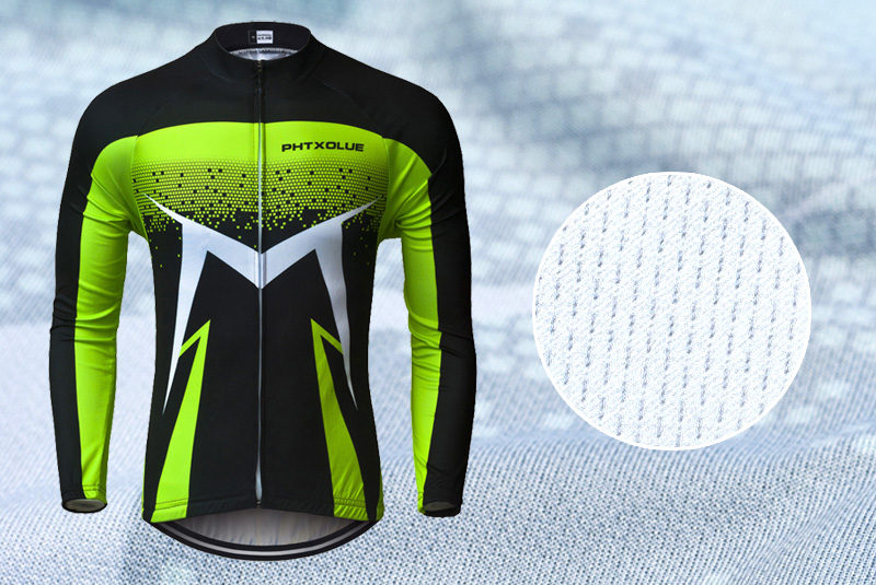 Long Sleeve Cycling Set