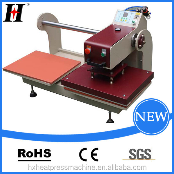 t shirt logo print machine QX-B4 vinyl heat press machine