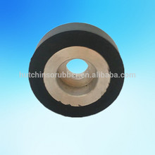 inline skates /polishing rubber wheel for trolley
