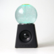 Wholesale crystal ball wireless bluetooth speaker with colorful led light
