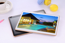 2017 new arrival cheap 10 inch 4g tablet with quad-core android tablet