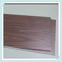 Anti-cigarette moisture proof laminate wood plastic click flooring