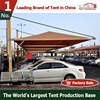 2 cars Carport Shelter Canopy Tent for Car Parking