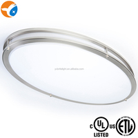 Indoor 40W LED oval flush mount ceiling lamp with UL Approval