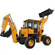 Best price loader-digger / back hoe loader / Mini Backhoe Loader hot sale
