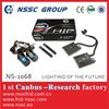 2014 NSSC xenon hid kit sale canbus h4 35W Canbus Ballast Hid Kit With Two Years Warranty