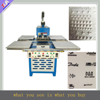Fast speed rubber clothes trademarks making machine label making machine,trademark machine