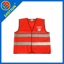 Safety Vests Safety Gear with Reflective Strips