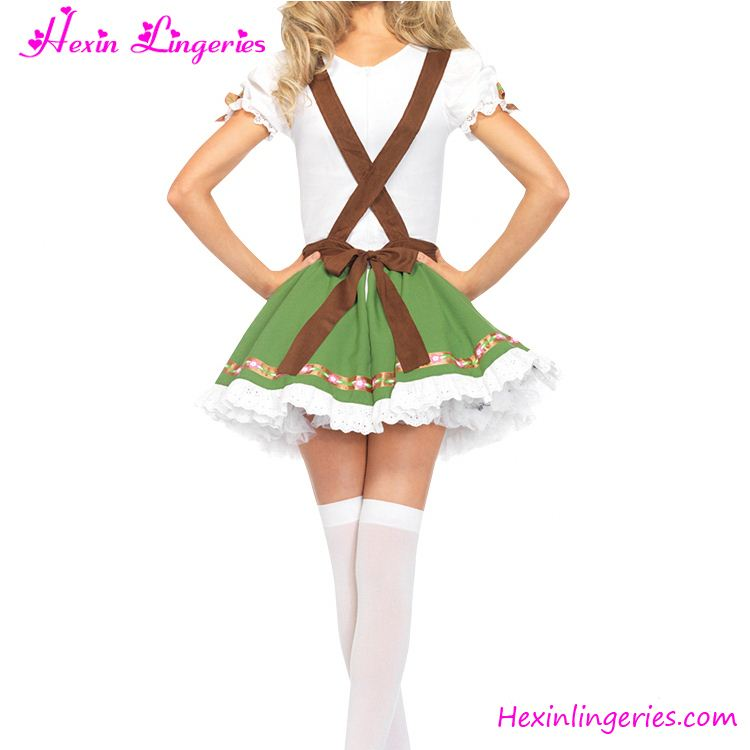 2016 Beer Festival Maid Sexy Halloween Costumes Nude