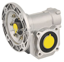 VF series single stage worm gear speed reducer(geared motor),roud case gear boxes,motovario reducers