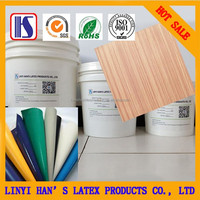 Han's PVC glue and wood adhesive, mainly used folders/white silicone PVC glue