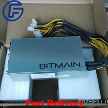 ORIGINAL bitmain antminer power supply APW3++-12-1600-A3 1600W PSU for S7 S9 D3 L3+ btc DASH Litecoin miner