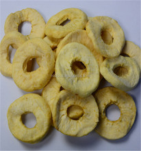 wholesale dried fruit Dehydrated Apple Chips with lower market price