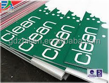 PP plastic hollow grid board