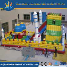 Hot sale Cheap giant Inflatable fun city /inflatable jumping city/inflatable playground for sale for adults