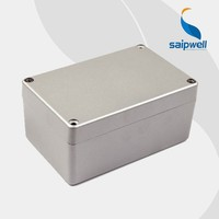 SAIPWELL/SAIP Outdoor Electrical Waterproof Metal Die Cast Aluminium Box for Electronic