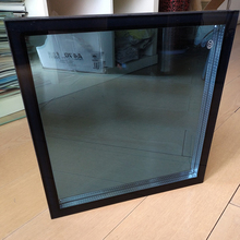 Environmental vacuum insulated low-e glass