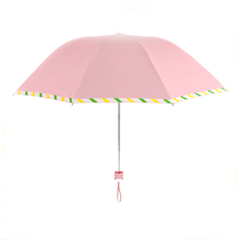 Manual Open Chinese Imports 3 fold Umbrella with Cheap Price