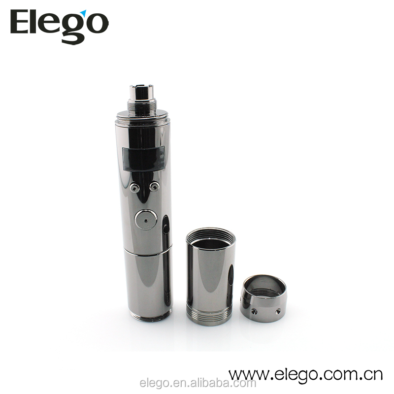 Alibaba Express High Quality Stainless Vamo V5 Kit With ego Carrying Case