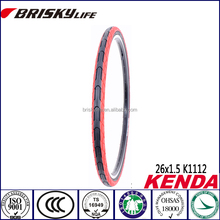 Wholesale Kenda tires KOLONIZER K1112 26x1.5 bicycle tire red