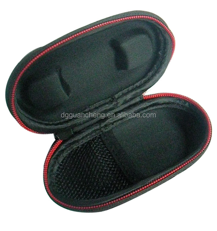 GC---Low cost earplug protective purpose PU earphone eva pack case