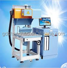 lasr scanning PNP metal 3D dynamic focusing fiber laser marking machine