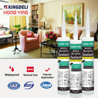 OEM gap filler acrylic sealant for window and door frames