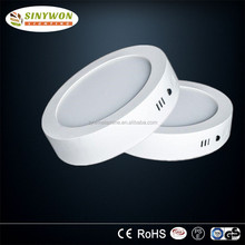 Energy-saving Commercial 24W Surface Mouted light fixtures surface mount led panel light