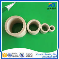 Ceramic Raschig Ring-high acid resistance tower packing
