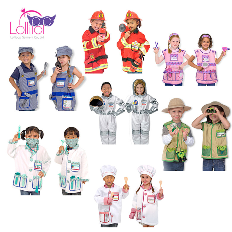 Halloween carnival role play children costume cosplay child's costume