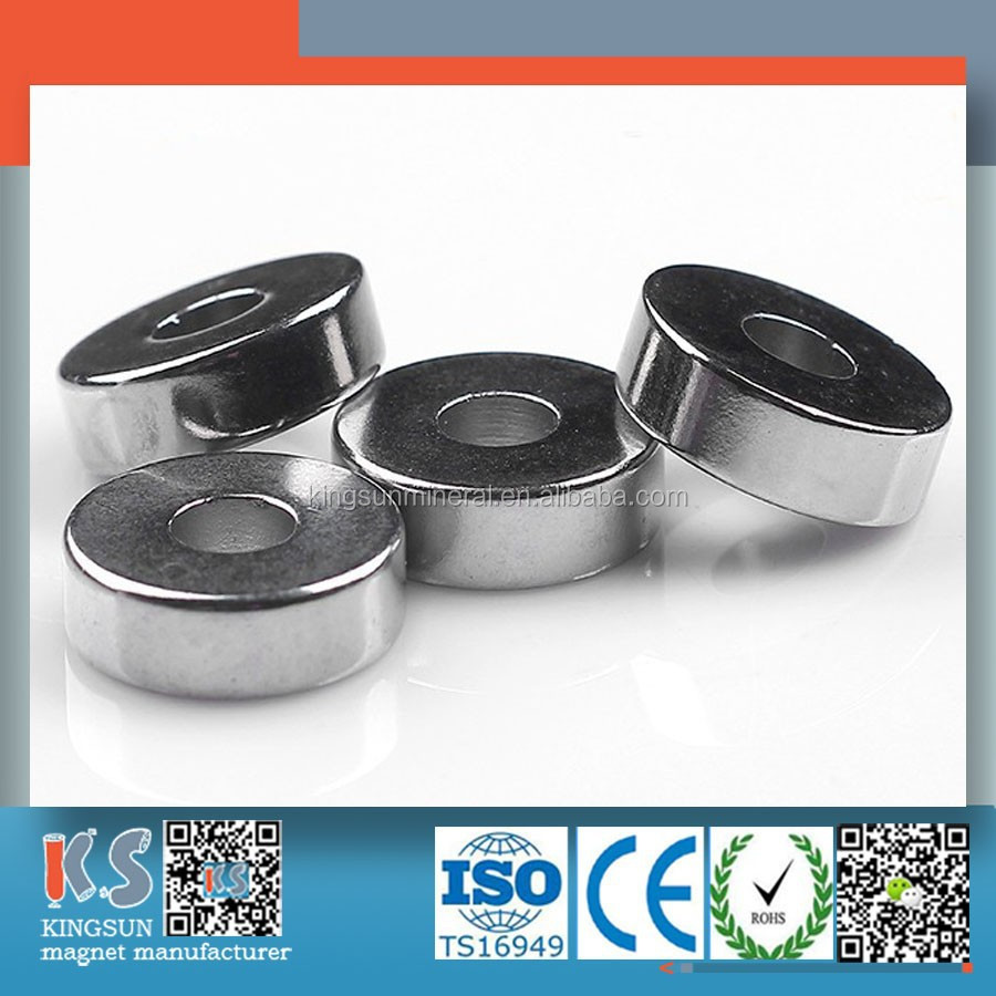 High Quality Rare Earth Permanent Neodymium Magnets Keychain Magnet