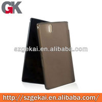 Translucent Frosted Effect TPU Case for xperia i1 for xperia l39h