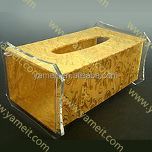 OEM/ODM Shenzhen new product crochet tissue box covers
