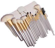 24pcs wholesale low MOQ glitter makeup <strong>brush</strong> morphe makeup <strong>brushes</strong> with bag custom logo makeup <strong>brush</strong> set