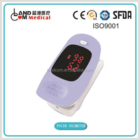 Fingertip Pulse Oximeter with CE Approved