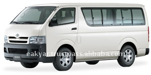 Toyota Hiace Van New Model