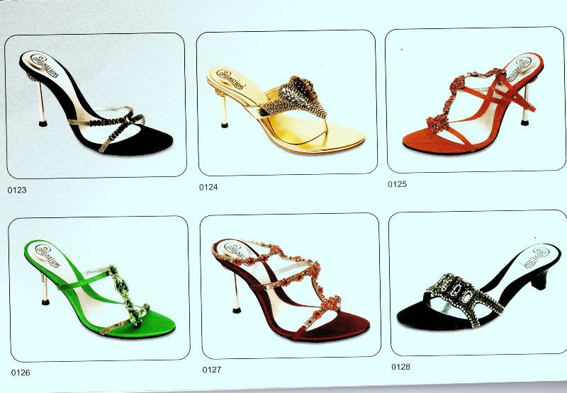 Beautiful shoes for ladies