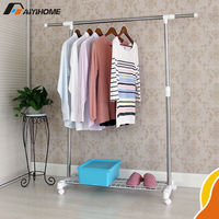 Double Rod Telescopic Clothes Laundry Rack Quality Ensure, Bset Selling in American