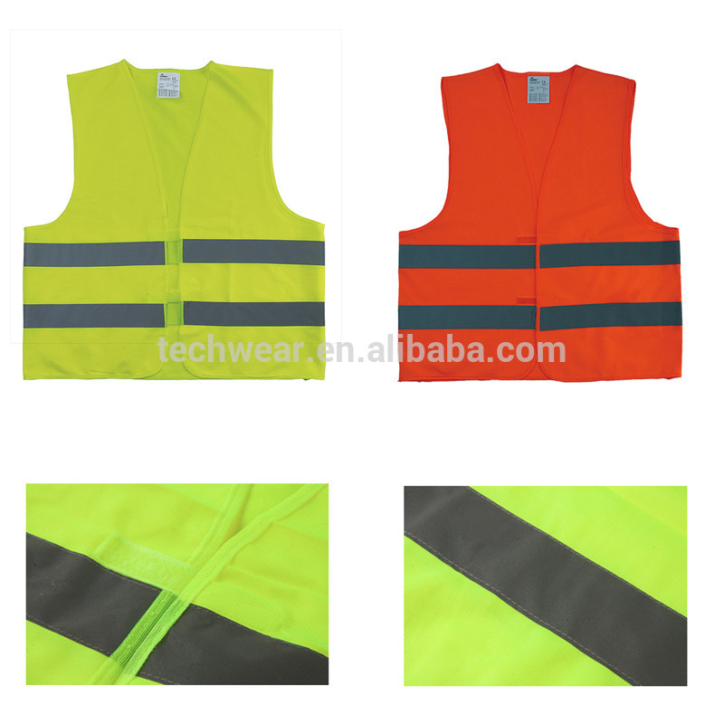 Customized vest reflective