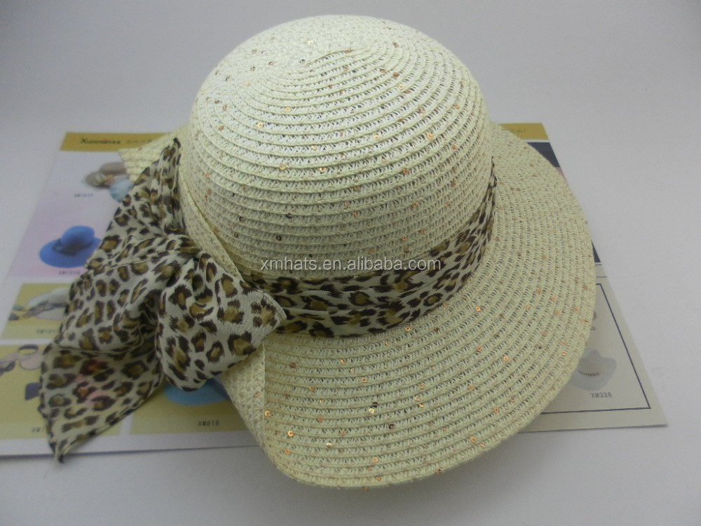 2016 New Hot Fashion hot sale promotion innovative women sun hat with visor