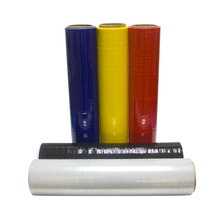10 years factory Hand and Machine Grade LLDPE Stretch Film