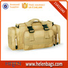 China personality canvas Men outdoor sport Army Military travel bag